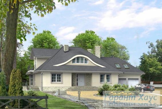 Проект одноквартирного дома № 320