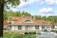 Проект одноквартирного дома № 321