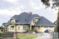 Проект одноквартирного дома № 264