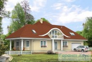 78-proekt.ru - Проект Одноквартирного Дома №56.  Вид №1