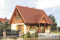 Проект одноквартирного дома № 204