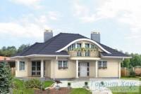 Проект одноквартирного дома № 19