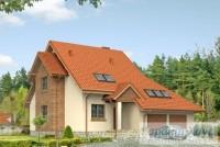 Проект одноквартирного дома № 335