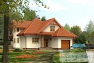 78-proekt.ru - Проект Одноквартирного Дома №106.  Вид №1