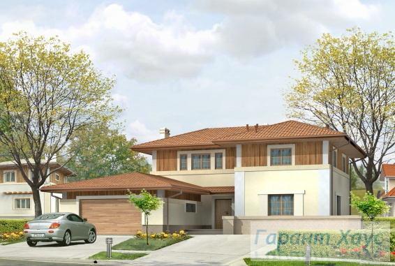Проект одноквартирного дома № 23