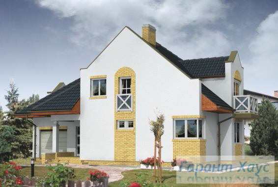 Проект одноквартирного дома № 207