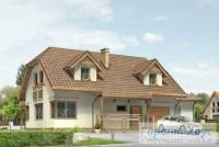 Проект одноквартирного дома № 177