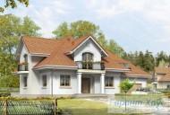 78-proekt.ru - Проект Одноквартирного Дома №39.  Вид №1