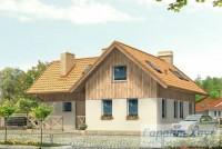Проект одноквартирного дома № 1