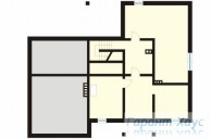 78-proekt.ru - Проект Одноквартирного Дома №4.  План Подвала