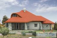 78-proekt.ru - Проект Одноквартирного Дома №6.  Вид №2
