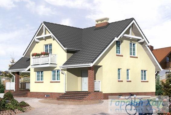 Проект одноквартирного дома № 188