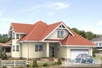 Проект одноквартирного дома № 108