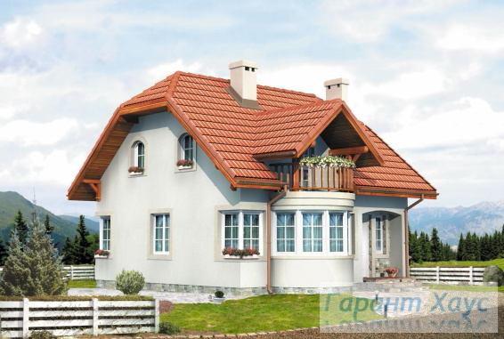 Проект одноквартирного дома № 32