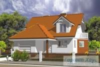 Проект одноквартирного дома № 191