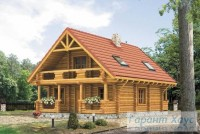 Проект дачного дома № 9