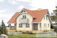 Проект одноквартирного дома № 187