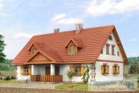 Проект одноквартирного дома № 342