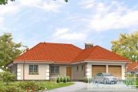 Проект одноквартирного дома № 143