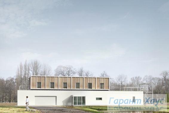 Проект одноквартирного дома № 87