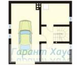 78-proekt.ru - Проект Одноквартирного Дома №179.  План Подвала