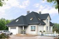 Проект одноквартирного дома № 318