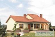 78-proekt.ru - Проект Одноквартирного Дома №286.  Вид №1