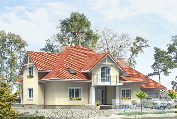 Проект одноквартирного дома № 9