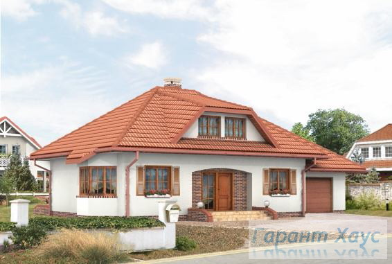 Проект одноквартирного дома № 125
