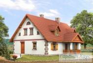 78-proekt.ru - Проект Одноквартирного Дома №342.  Вид №2