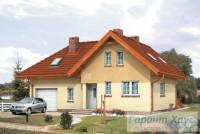 Проект одноквартирного дома № 134