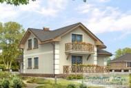 78-proekt.ru - Проект Одноквартирного Дома №227.  Вид №2