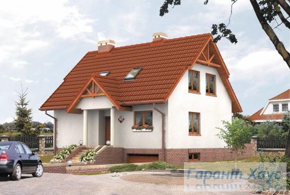 Проект одноквартирного дома № 171