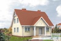 Проект одноквартирного дома № 92