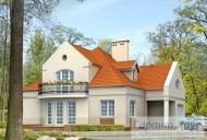 78-proekt.ru - Проект Одноквартирного Дома №146.  Вид №2