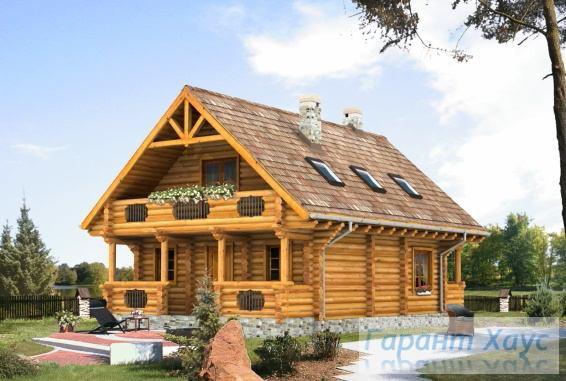 Проект одноквартирного дома № 153
