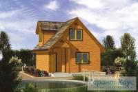 Проект дачного дома № 5