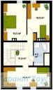 78-proekt.ru - Проект Одноквартирного Дома №166.  План Второго Этажа