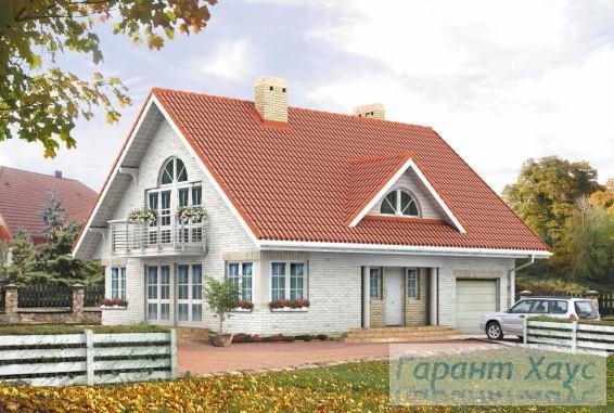 Проект одноквартирного дома № 193