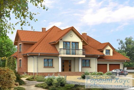 Проект одноквартирного дома № 37