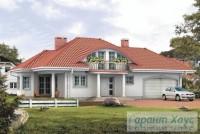 Проект одноквартирного дома № 17