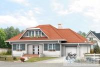 Проект одноквартирного дома № 132