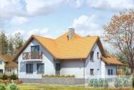 78-proekt.ru - Проект Одноквартирного Дома №138.  Вид №2