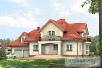 Проект одноквартирного дома № 240