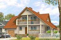 Проект одноквартирного дома № 119