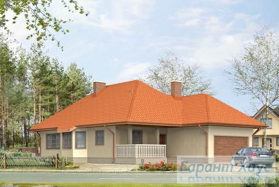 Проект одноквартирного дома № 181