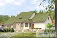 Проект одноквартирного дома № 173