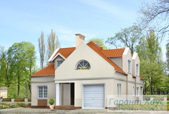 Проект одноквартирного дома № 146