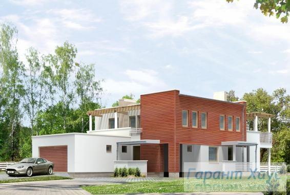 Проект одноквартирного дома № 163